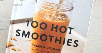 100 hot smoothies review + win actie