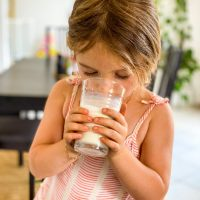 Which plant-based milk is best for children?