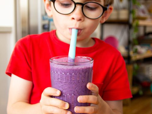 3 easy smoothie recipes for kids