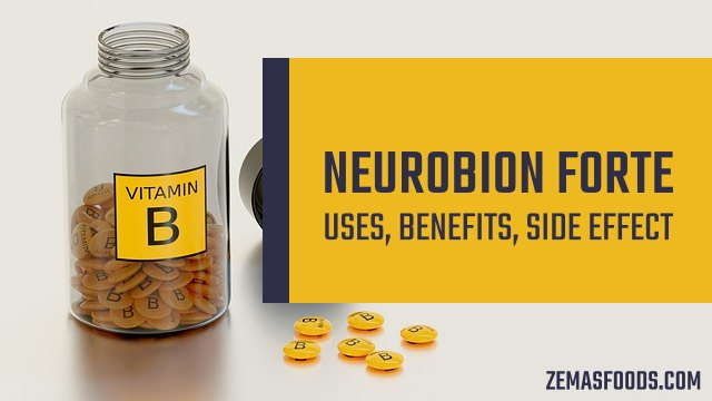 Neurobion Forte benefits side effects in hindi