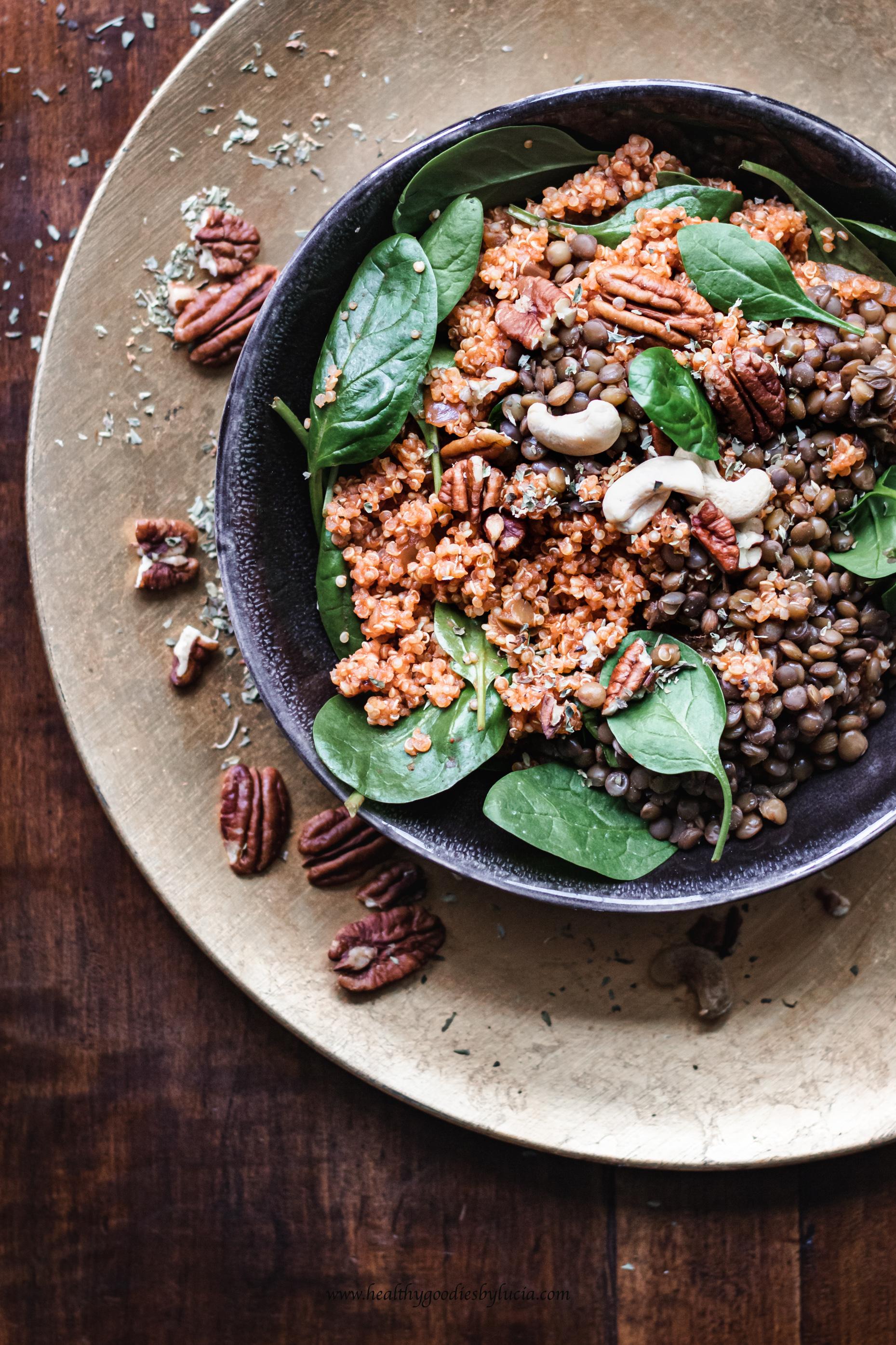 Tomato Quinoa recipe | Healthy Goodies by Lucia-9604