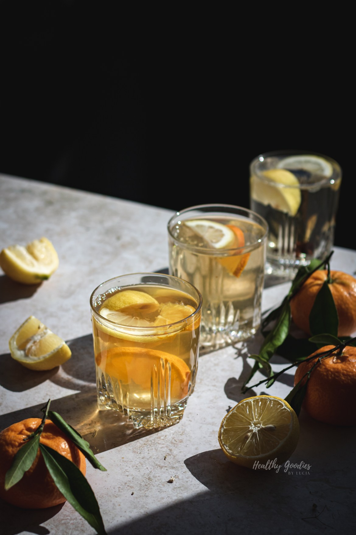 Photography Challenge #3 Harsh light | Healthy Goodies by Lucia Marecak