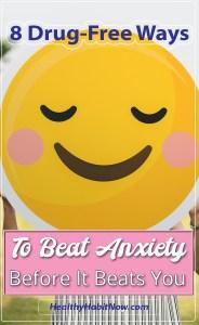 treat anxiety naturally