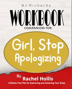 workbook girl stop apologizing