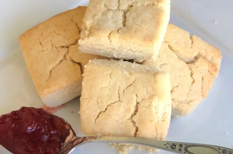 Vegan Grain-Free Biscuits