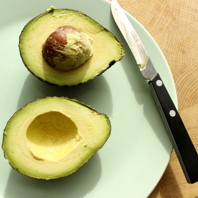 Health Facts Avocado