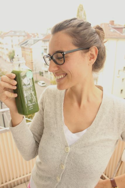 My Second Day of Juice Fasting - www.healthyhappysteffi.com