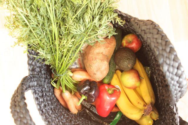 Healthy Shopping - www.healthyhappysteffi.com