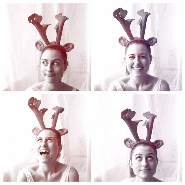 Frohe Weihnachten - www.healthyhappysteffi.com