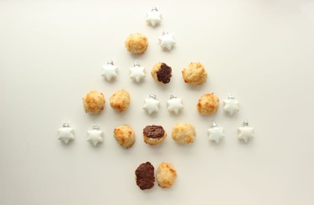 Kokosmakronen - zuckerfrei, glutenfrei, vegan - www.healthyhappysteffi.com