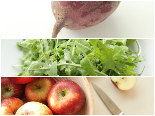 Saisonal Essen im April - www.healthyhappysteffi.com