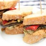 Antipasti-Sandwiches