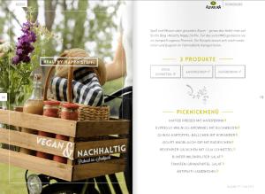 vegan & nachhaltig picknicken - Titelbild - www.healthyhappysteffi.com