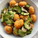 glutenfreie Süßkartoffel-Gnocchi