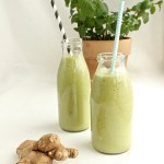 Avocado-Minze-Smoothie