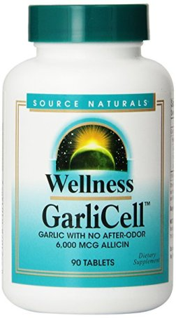 Source naturals GarliCell
