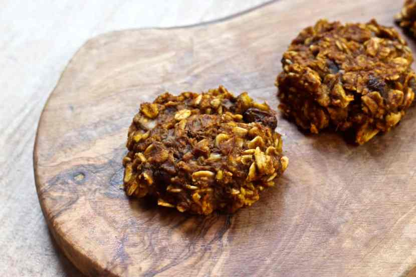 Pumpkin Power Cookies | Healthy Helper @Healthy_Helper