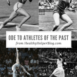 Ode to Athletes of the Past
