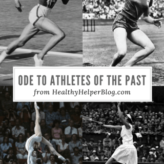 Athletes and fitness enthusiasts are more than what they post on social media. Look beyond the pictures, tweets, and posts, back to a time when exercise and sports were done for pure passion as opposed to praise and constant validation!