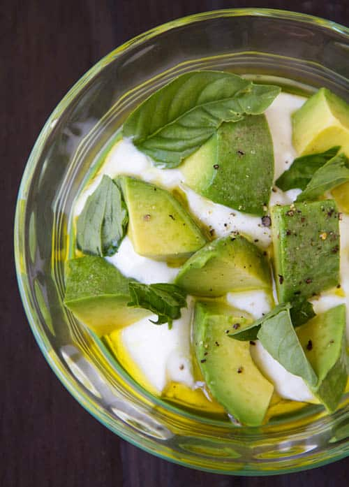 Avocado-Basil-Yogurt-Breakfast-Parfait