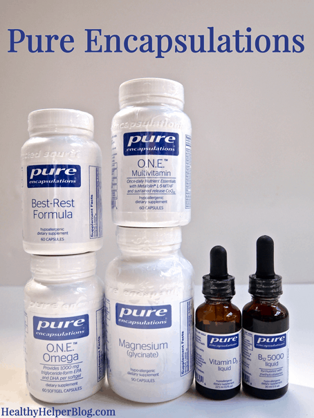 Pure Encapsulations Products