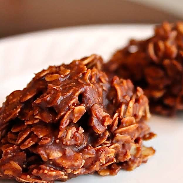 No Bake Sugar-Free Cookies | Healthy Helper @Healthy_Helper