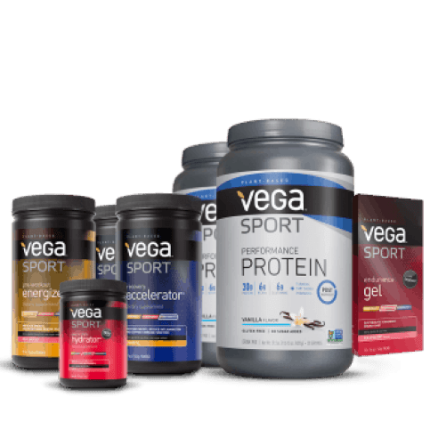 Vega Marathon Training Kit