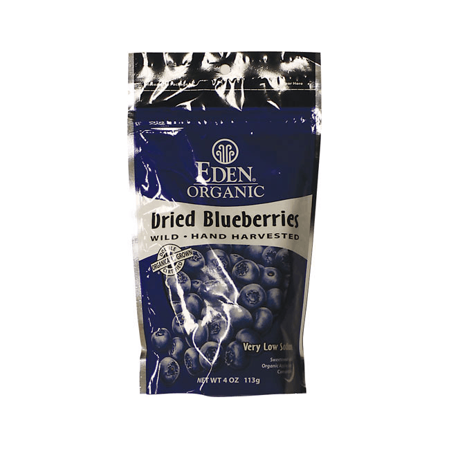 Dried Blueberries | Healthy Helper @Healthy_Helper