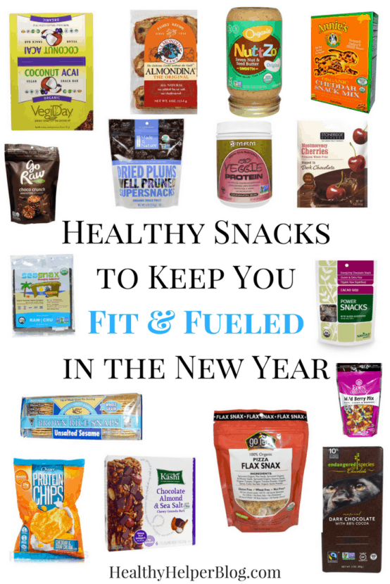 Healthy Snacks to Keep You Fit & Fueled in the New Year | Healthy Helper @Healthy_Helper Forget weight loss and dieting! SNACKING is the key to health and happiness in the New Year. Keeping your body fueled, your energy levels stable, and your mind nourished are what will get you thru the day (and year!) the right way! Snacking isn't a bad thing, people! In fact it's great for your metabolism, your clarity of thinking, and your mood. Learn about some unique, healthy snacks to add to your own diet!