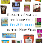 Healthy Snacks to Keep You Fit & Fueled in the New Year