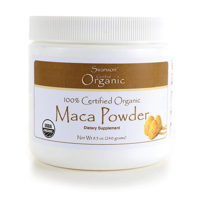Maca Powder | Healthy Helper @Healthy_Helper