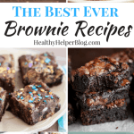 The BEST EVER Brownie Recipes