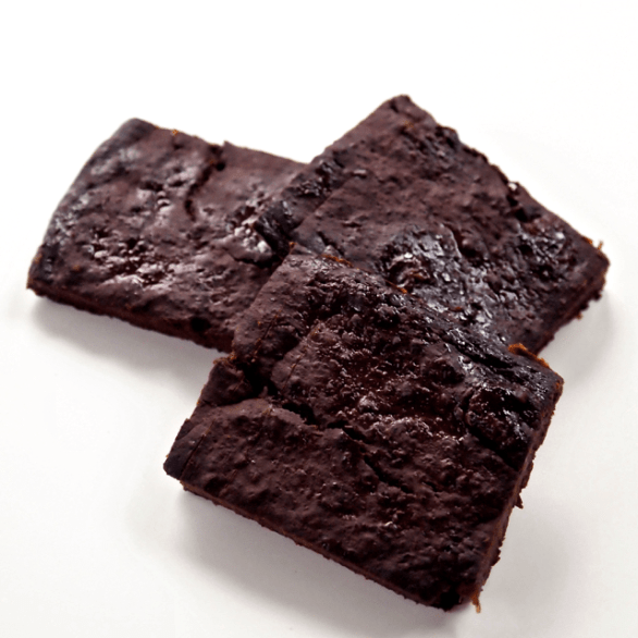 Flourless Brownie Thins | Healthy Helper @Healthy_Helper