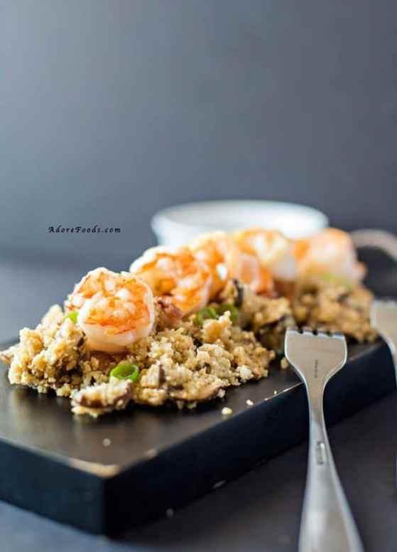 Easy Cauliflower Fried Rice | Healthy Helper @Healthy_Helper