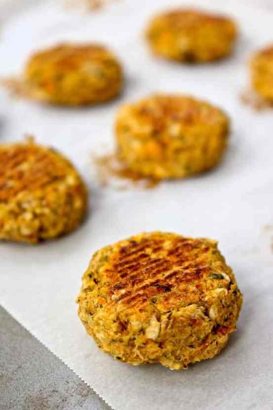 Vegan Crab Cakes | Healthy Helper @Healthy_Helper