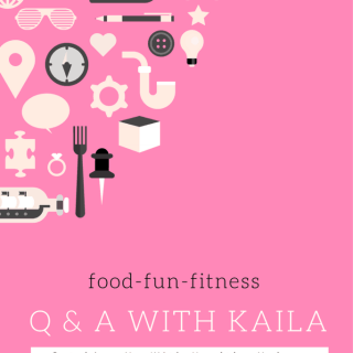 Q and A with Healthy Helper | Healthy Helper @Healthy_Helper A question and answer post compiled from reader's questions I've collected over the past few months! Time to learn a little more about the girl behind the blog.