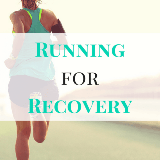 Running for Recovery | Healthy Helper @Healthy_Helper Details on the importance of 'recovery miles' the day after a long run or a tough running workout! Running for recovery is just as important as running for endurance or speed training.