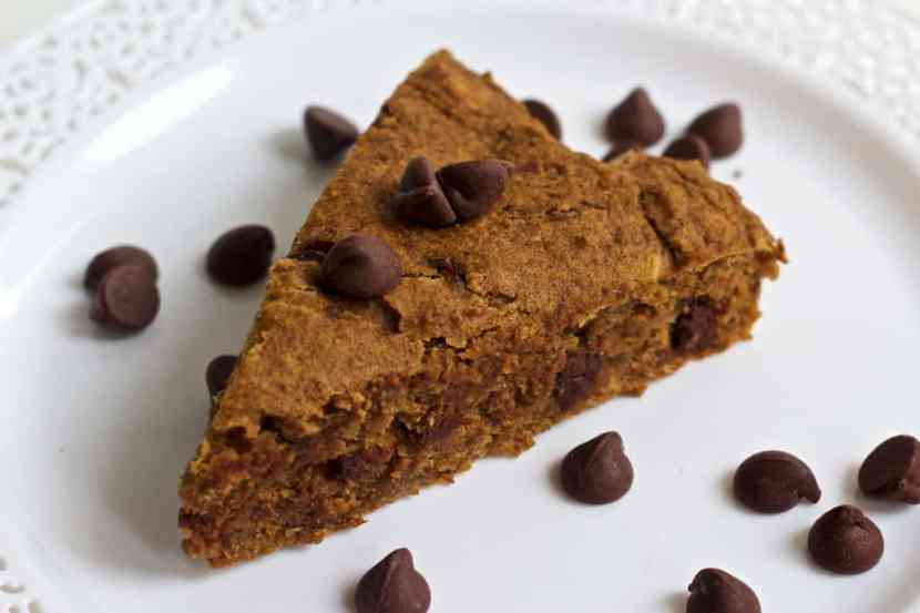 Vegan Chocolate Chip Coffee Cake   Healthy Helper @Healthy_Helper Rich chocolate and cinnamon flavor in the softest, most moist coffee cake you'll ever have! Vegan, gluten-free, and sweetened with caramel-like dates. Perfect for pairing with your morning cuppa joe or tea!