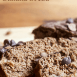 Gluten-Free Mocha Banana | Healthy Helper @Healthy_Helper Banana bread with a buzz! Cocoa, coffee, and sweet bananas all in one amazing gluten-free banana bread recipe. Perfect for when you need a quick snack or energy boost.
