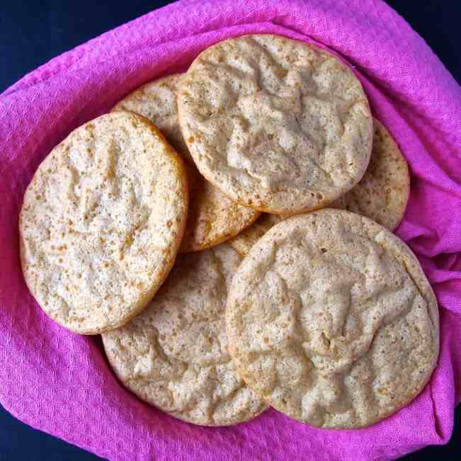3 Ingredient Plantain Pita Breads | Healthy Helper @Healthy_Helper