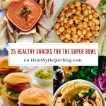 25 Healthy Snacks for the Super Bowl