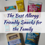 The Best Allergy Friendly Snacks for the Family
