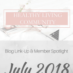 Healthy Living Community Link-Up #2 | Healthy Helper A roundup of the best content from the members of the Facebook group, Healthy Living Community! Get to know the members of this group and consider joining yourself to BOOST your own blog.
