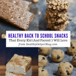 Healthy Back to School Snacks That EVERY Kid (and Parent!) Will Love