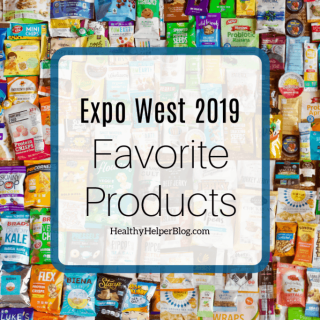 Expo West 2019: Favorite Products | A roundup of my FAVORITE products from Expo West 2019! New and old faves that I think are worth trying and looking forward to on the market this year.