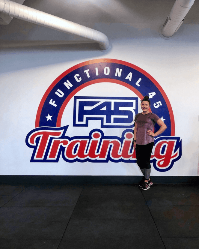 I'm Taking the Challenge: F45 8 Week Challenge | An announcement of my participation in the latest F45 challenge! Plus the WHY behind my decision to take on this fitness/nutrition challenge and what got me to this point.