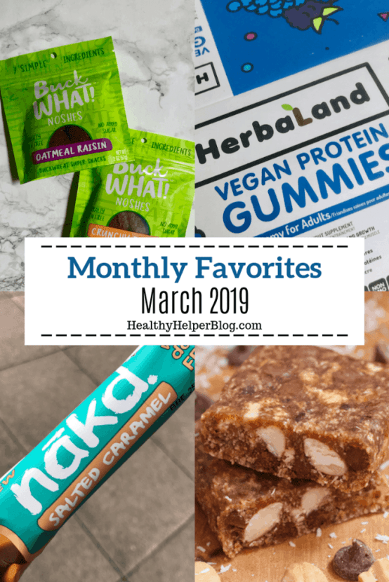 March Favorites: 2019 | A roundup of my current favorite products, links, and things from around the web! Check out the list and find some new things to try for yourself.