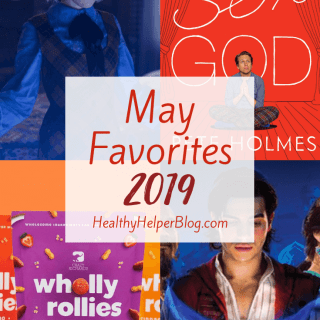 May Favorites: 2019 | A roundup of my current favorite products, links, and things from around the web! Check out the list and find some new things to try for yourself.