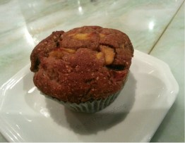 Gluten-free apple muffin - HK$35