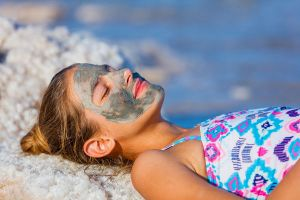 Dead Sea Salt and Mud Body Wrap in Falmouth, ME